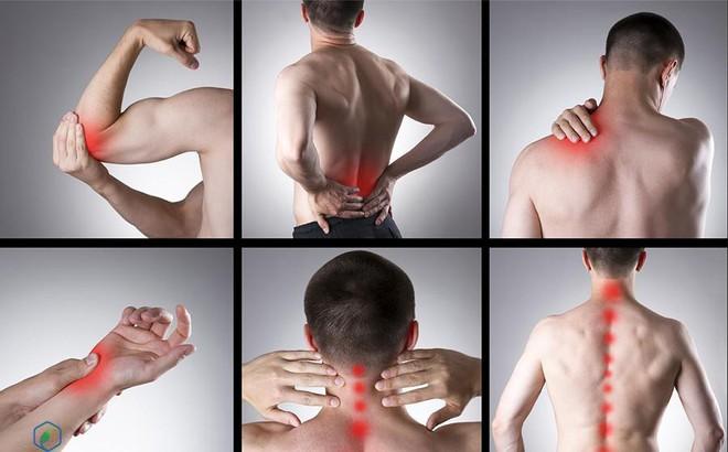 Đau nhức xương khớp: Nguyên nhân và thuốc điều trị ở người trẻ, người già