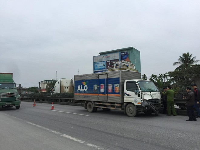 Xác định danh tính tài xế gây tai nạn khiến 8 người chết trên Quốc lộ 5 ở Hải Dương - Ảnh 2.