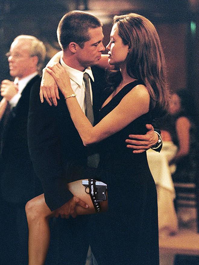 Dàn người tình toàn mỹ nhân xinh đẹp và nóng bỏng bậc nhất Hollywood của Brad Pitt - Ảnh 1.