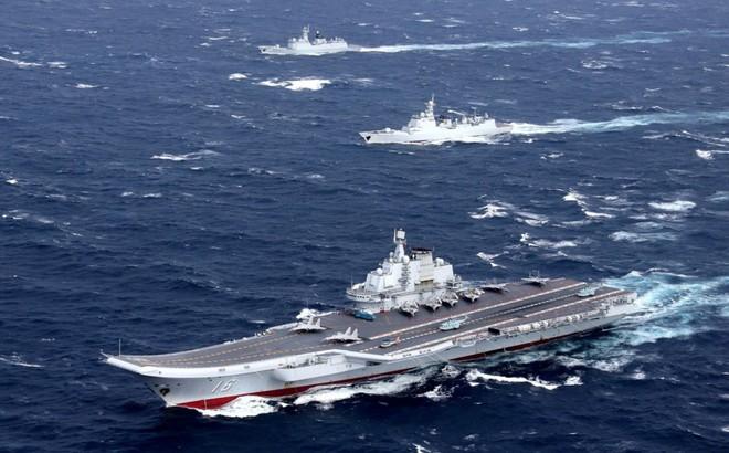 Quan chức Đài Loan: Đài Bắc có thể tiêu diệt tàu sân bay Trung Quốc trong vài giây