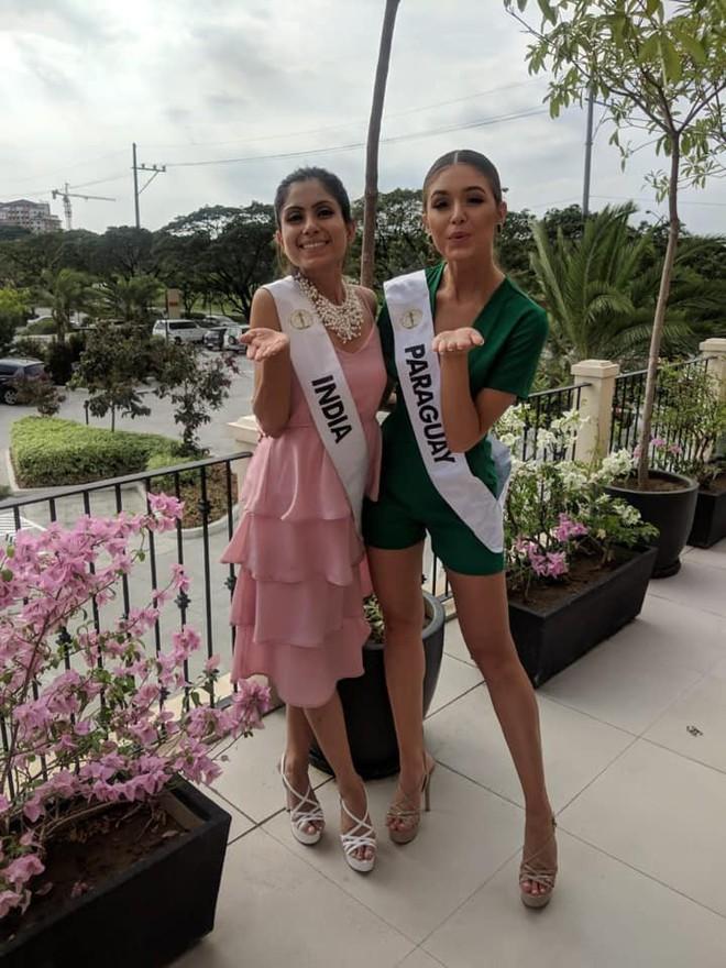 Cuộc thi hoa hậu có đại diện Việt Nam thi chui: Người bị nghi mang thai, người gây sốc vì già như U40 - Ảnh 2.