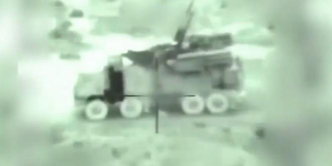 Israel tấn công Syria: Một loạt tổ hợp PK do Nga chế tạo bị tiêu diệt, S-300 trốn ở đâu? - Ảnh 1.