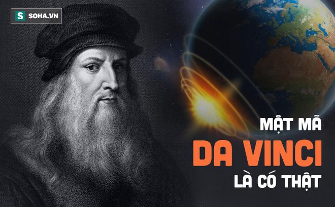 """Phát hiện mật mã đáng sợ trong bức họa """"Bữa ăn tối cuối cùng"""" của Da Vinci"""