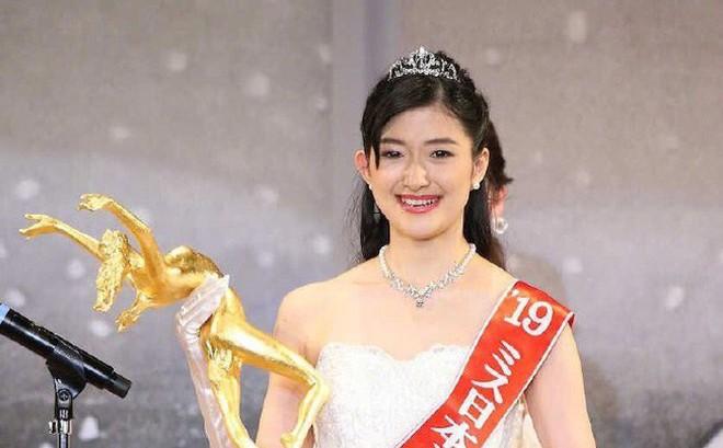 Tân Hoa hậu Nhật Bản 2019: Học vấn siêu đỉnh gây choáng, nhưng nhan sắc vẫn là điều gây tranh cãi