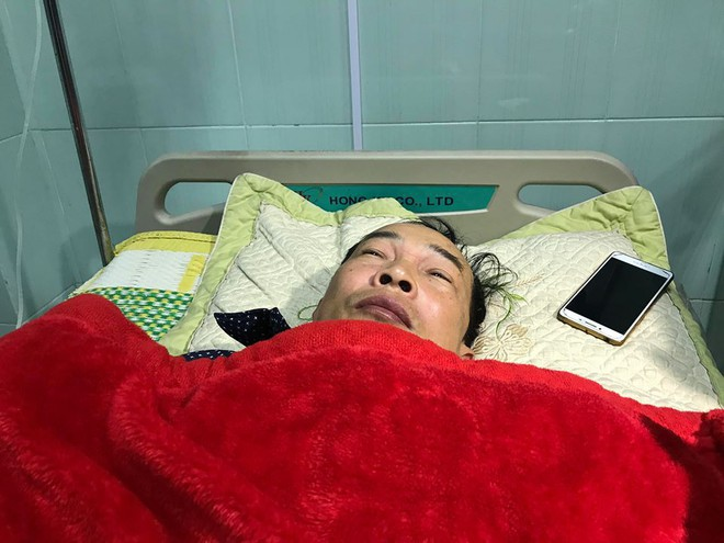 Phó trưởng CA xã thoát nạn vụ 8 người tử vong: Khi tỉnh dậy tôi cứ ngỡ mình chết rồi - Ảnh 2.