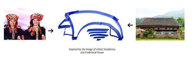 Từ chiếc khăn trùm đầu của người dân tộc đến căn nhà được báo Mỹ ngợi ca - Ảnh 7.