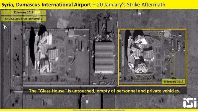 Lộ ảnh vệ tinh mới nhất vụ Israel tấn công Syria: Nhiều tổ hợp phòng không Syria tan nát - Ảnh 3.