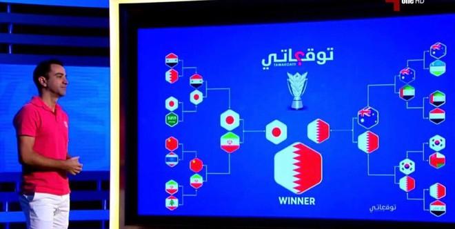 Nhà vô địch World Cup đoán đúng gần hết tứ kết Asian Cup, chỉ sai duy nhất ĐT Việt Nam - Ảnh 1.