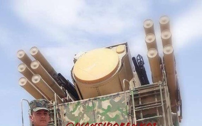 Israel công bố kết quả không kích, vũ khí bị phá hủy có thể là tên lửa phòng không S-125 Syria
