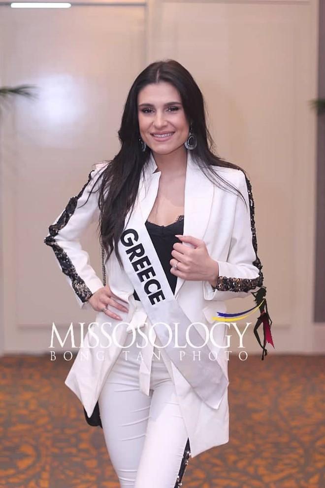 Lê Âu Ngân Anh bất ngờ lọt top 3 bình chọn trước thềm chung kết Hoa hậu Liên lục địa - Ảnh 7.