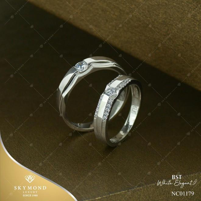 Điểm danh top 3 loại nhẫn cưới vạn người mê - Ảnh 2.
