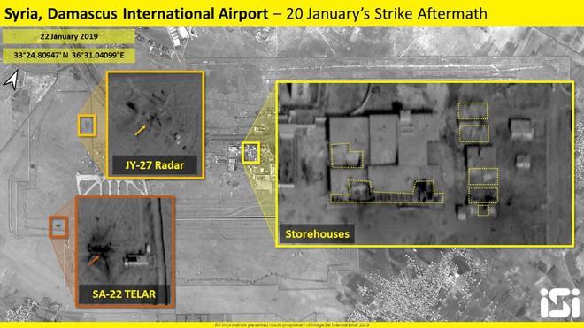 Hàng độc Made in China bị Israel đập tan nát ở Syria: Niềm tự hào Trung Quốc sụp đổ - Ảnh 1.