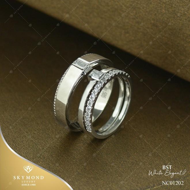 Điểm danh top 3 loại nhẫn cưới vạn người mê - Ảnh 3.