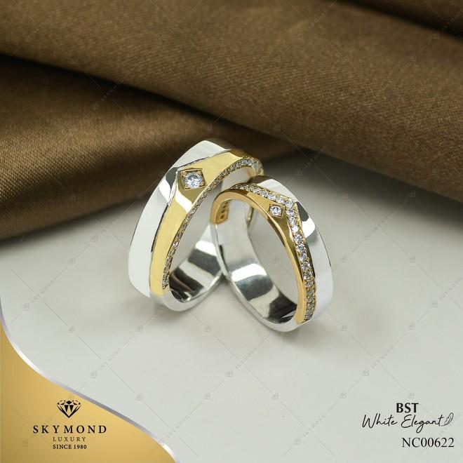 Điểm danh top 3 loại nhẫn cưới vạn người mê - Ảnh 4.