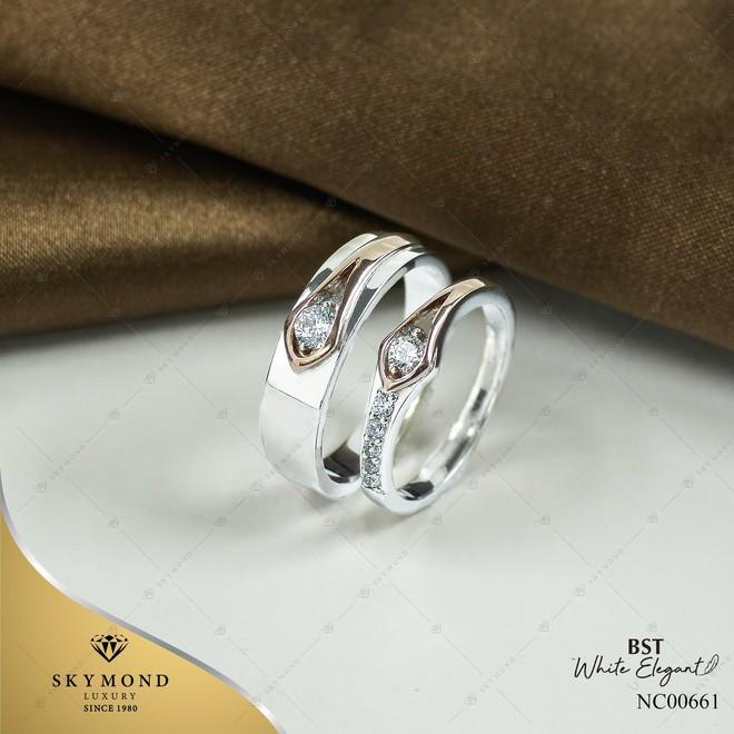 Điểm danh top 3 loại nhẫn cưới vạn người mê - Ảnh 5.