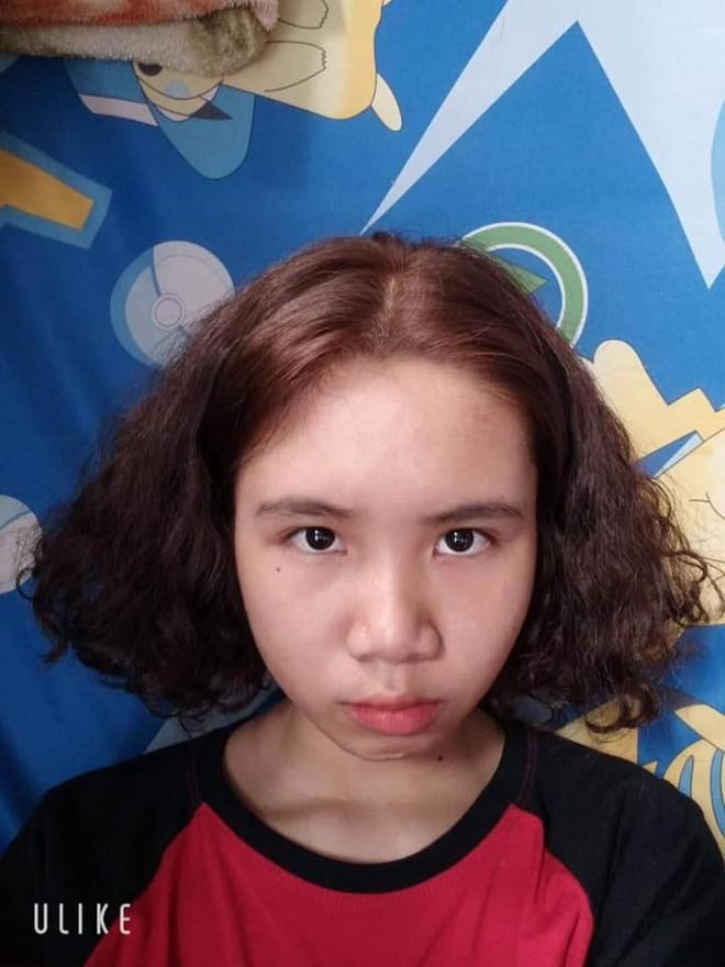Gửi trọn niềm tin cho thợ cắt tóc, cô gái câm nín ngay khi nhìn thấy thành phẩm - Ảnh 8.