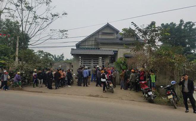 Vụ 2 mẹ con giáo viên tử vong ở Phú Thọ: Đồ đạc không bị lục lọi, tài sản còn nguyên