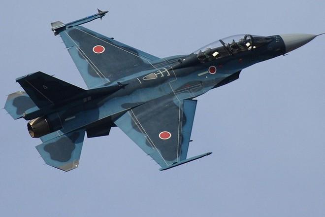 Cận cảnh máy bay tiêm kích săn hạm Nhật Bản Mitsubishi F-2 - Ảnh 13.