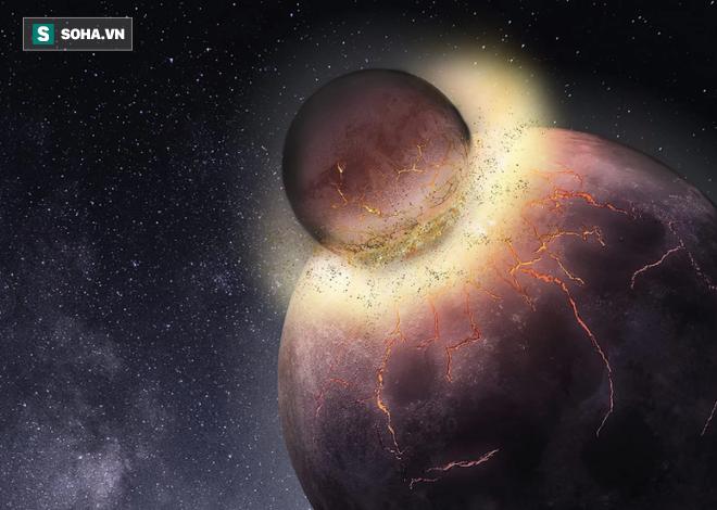 Giả thuyết khó tin: Trái Đất đã từng nuốt chửng một hành tinh khác - Ảnh 1.