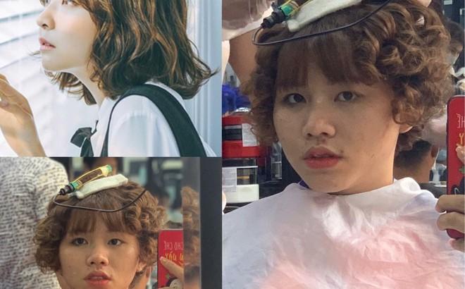 Gửi trọn niềm tin cho thợ cắt tóc, cô gái 'câm nín' ngay khi nhìn thấy thành phẩm