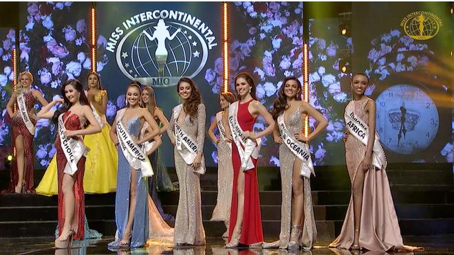 Ngân Anh ngậm ngùi, cười gượng khi để vuột mất ngôi vị Hoa hậu Liên lục địa vào tay Philippines - Ảnh 21.