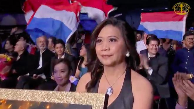 Ngân Anh ngậm ngùi, cười gượng khi để vuột mất ngôi vị Hoa hậu Liên lục địa vào tay Philippines - Ảnh 49.