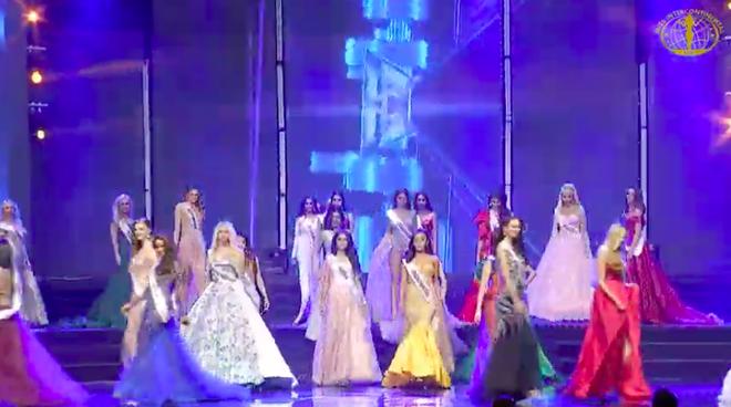 Ngân Anh ngậm ngùi, cười gượng khi để vuột mất ngôi vị Hoa hậu Liên lục địa vào tay Philippines - Ảnh 22.