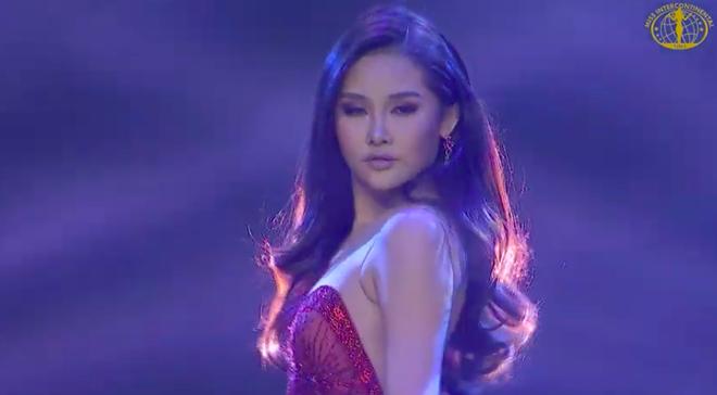 Ngân Anh ngậm ngùi, cười gượng khi để vuột mất ngôi vị Hoa hậu Liên lục địa vào tay Philippines - Ảnh 26.