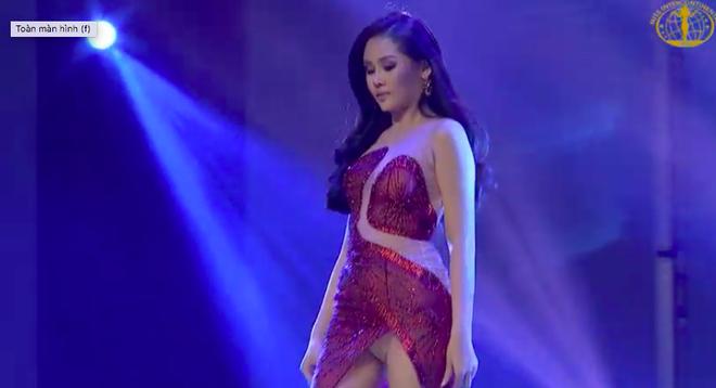 Ngân Anh ngậm ngùi, cười gượng khi để vuột mất ngôi vị Hoa hậu Liên lục địa vào tay Philippines - Ảnh 24.