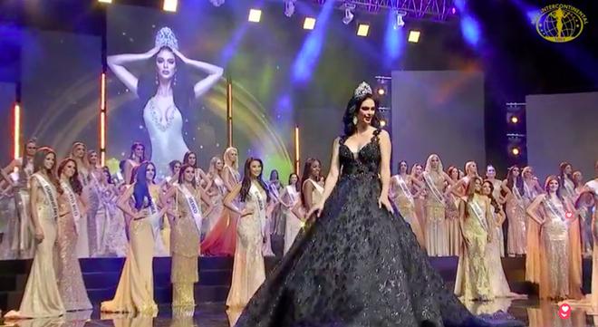 Ngân Anh ngậm ngùi, cười gượng khi để vuột mất ngôi vị Hoa hậu Liên lục địa vào tay Philippines - Ảnh 8.