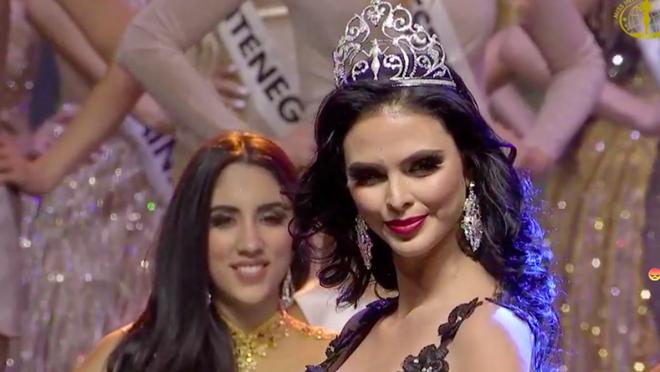 Ngân Anh ngậm ngùi, cười gượng khi để vuột mất ngôi vị Hoa hậu Liên lục địa vào tay Philippines - Ảnh 9.