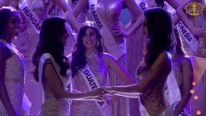 Ngân Anh ngậm ngùi, cười gượng khi để vuột mất ngôi vị Hoa hậu Liên lục địa vào tay Philippines - Ảnh 3.