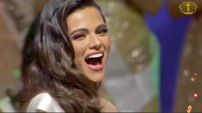 Ngân Anh ngậm ngùi, cười gượng khi để vuột mất ngôi vị Hoa hậu Liên lục địa vào tay Philippines - Ảnh 5.