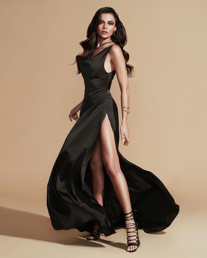 """Người """"cướp"""" mất ngôi vị Hoa hậu Liên lục địa của Lê Âu Ngân Anh đẹp cỡ nào? - Ảnh 2."""