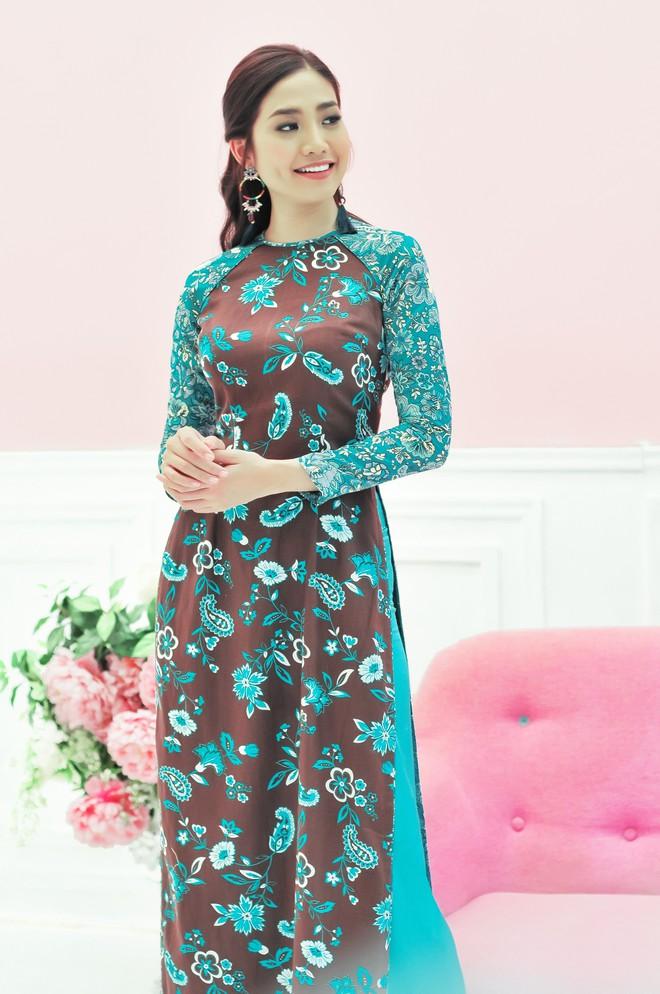 Hoa hậu biển Ninh Hoàng Ngân khoe vẻ đẹp dịu dàng, nữ tính  - Ảnh 3.