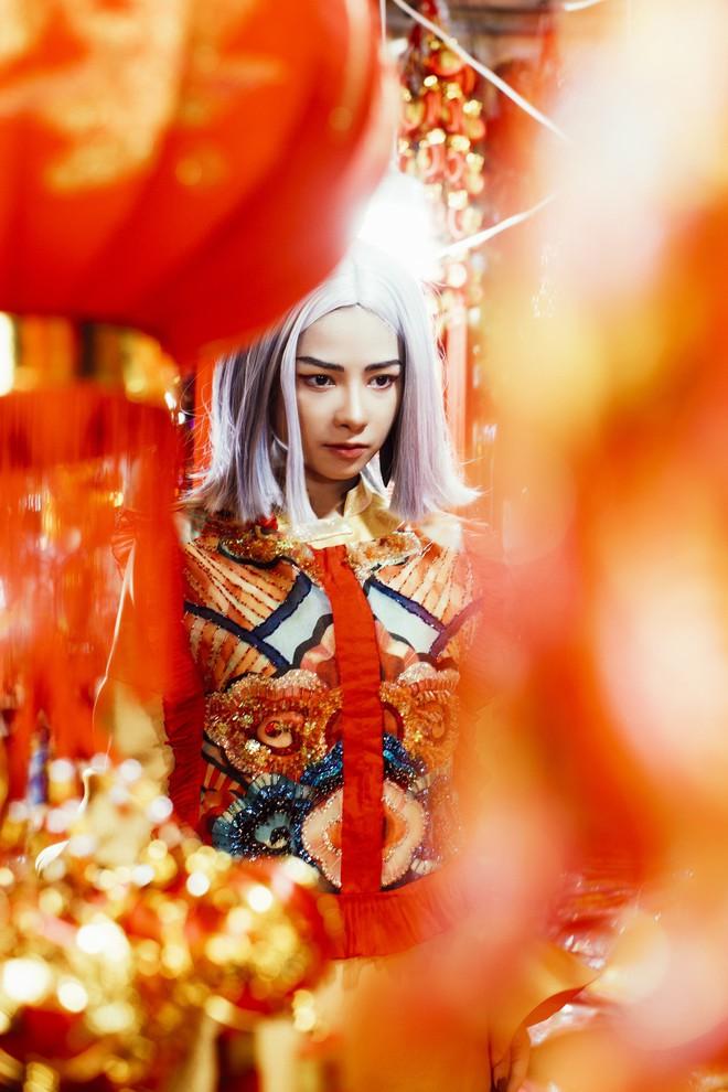 Dương Hoàng Yến lột xác hoàn toàn với hình ảnh cá tính - Ảnh 6.