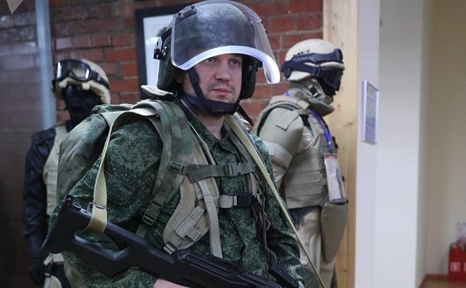 """Chiến binh """"Người sắt"""" trong quân đội Nga có khả năng gì đặc biệt?"""