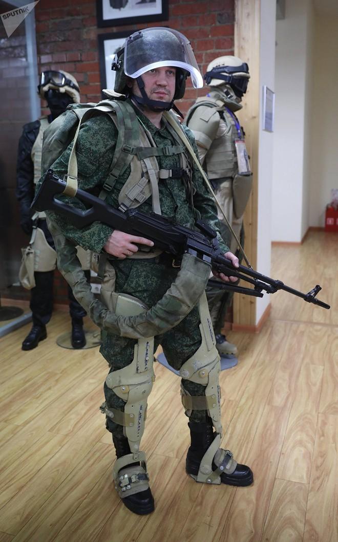 Chiến binh Người sắt trong quân đội Nga có khả năng gì đặc biệt? - Ảnh 1.