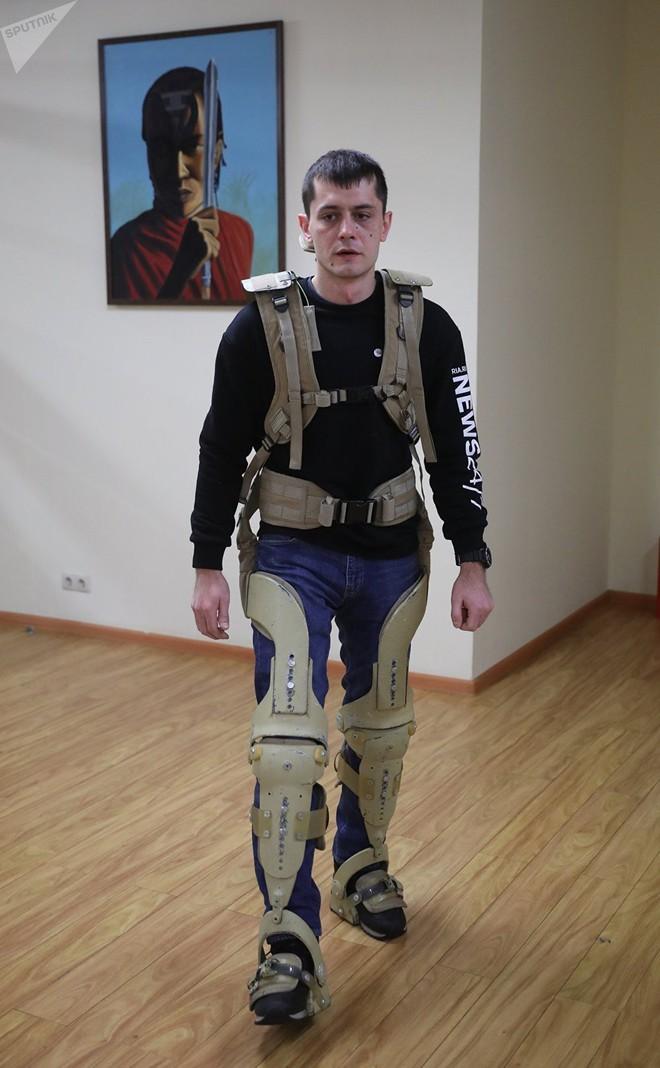 Chiến binh Người sắt trong quân đội Nga có khả năng gì đặc biệt? - Ảnh 2.