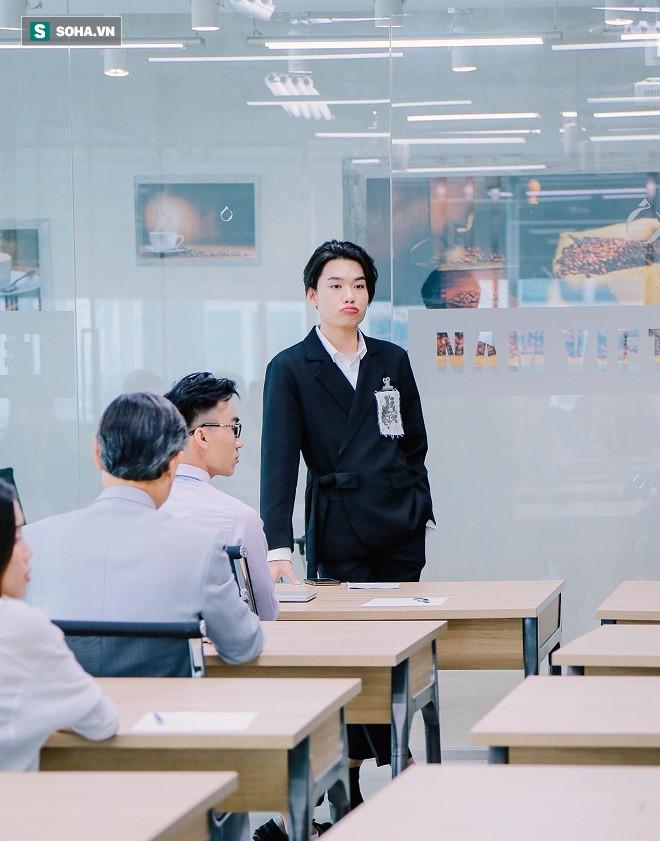 Diễn viên Quang Trung: Nhiều lần bị bạn đánh ngất xỉu vẫn không dám phản ứng lại - Ảnh 4.