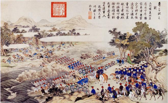 Hành quân thần tốc, vua Quang Trung đại phá 30 vạn quân Thanh chỉ sau 5 ngày - Ảnh 1.