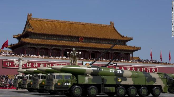 Chuyên gia Mỹ: Sát thủ tàu sân bay DF-26 của Trung Quốc chỉ là trò khoe mẽ quá lố - Ảnh 2.