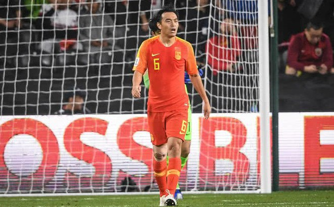 """Cầu thủ Trung Quốc lần đầu lên tiếng sau khi bị tố """"bán độ"""" tại Asian Cup 2019"""