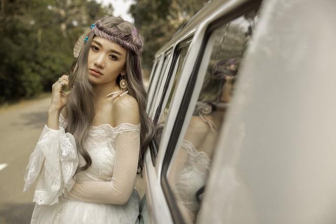 Hari Won cố gắng phát âm rõ tiếng Việt trong MV mới - Ảnh 5.
