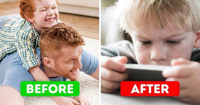 Khi trẻ em dùng điện thoại quá nhiều: Hậu quả nghiêm trọng hơn những gì bạn tưởng tượng - Ảnh 1.