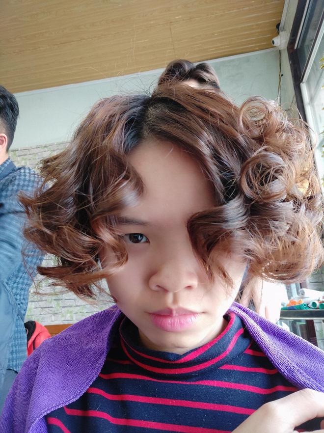 Loạt ảnh chứng minh làm tóc ăn Tết chính là cuộc chơi may rủi bậc nhất của hội chị em những ngày này - Ảnh 2.