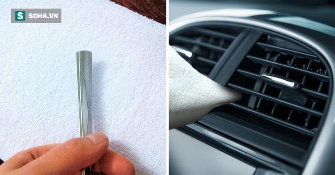 Mẹo đơn giản để làm sạch xe ô tô mà chỉ những người lái kinh nghiệm mới biết - Ảnh 1.