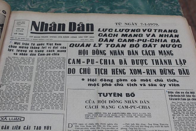 Báo chí Việt Nam viết về cuộc chiến tranh bảo vệ biên giới phía Bắc năm 1979 - Ảnh 2.