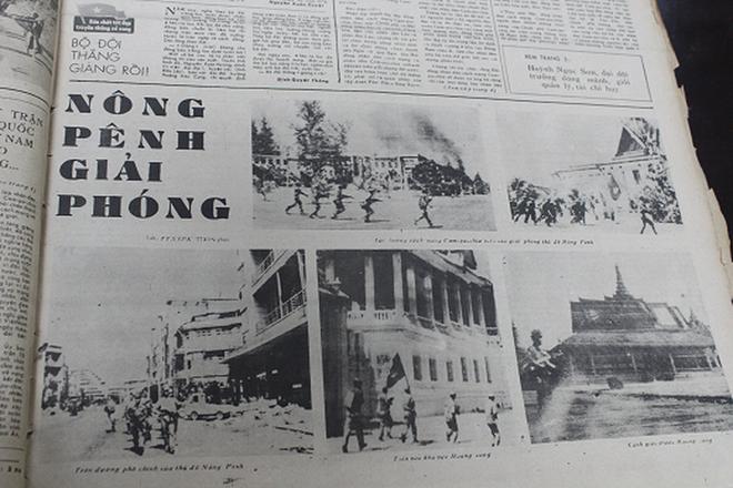 Báo chí Việt Nam viết về cuộc chiến tranh bảo vệ biên giới phía Bắc năm 1979 - Ảnh 3.