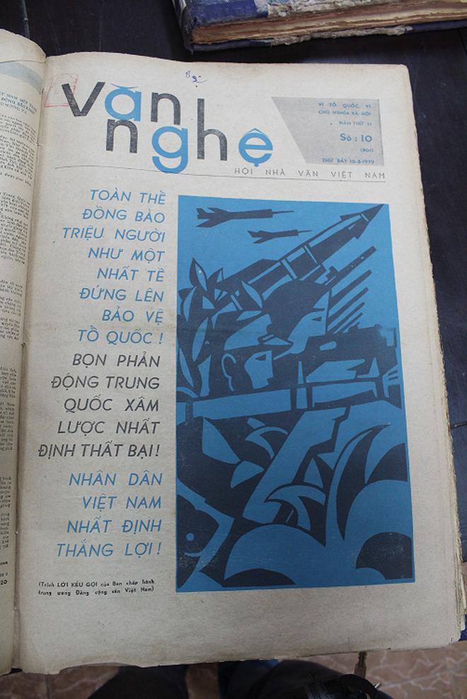 Báo chí Việt Nam viết về cuộc chiến tranh bảo vệ biên giới phía Bắc năm 1979 - Ảnh 14.